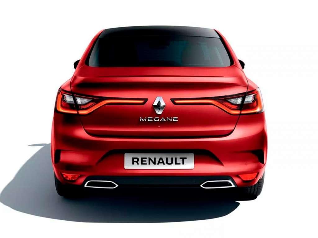 Renault NOVO MEGANE GRAND COUPE