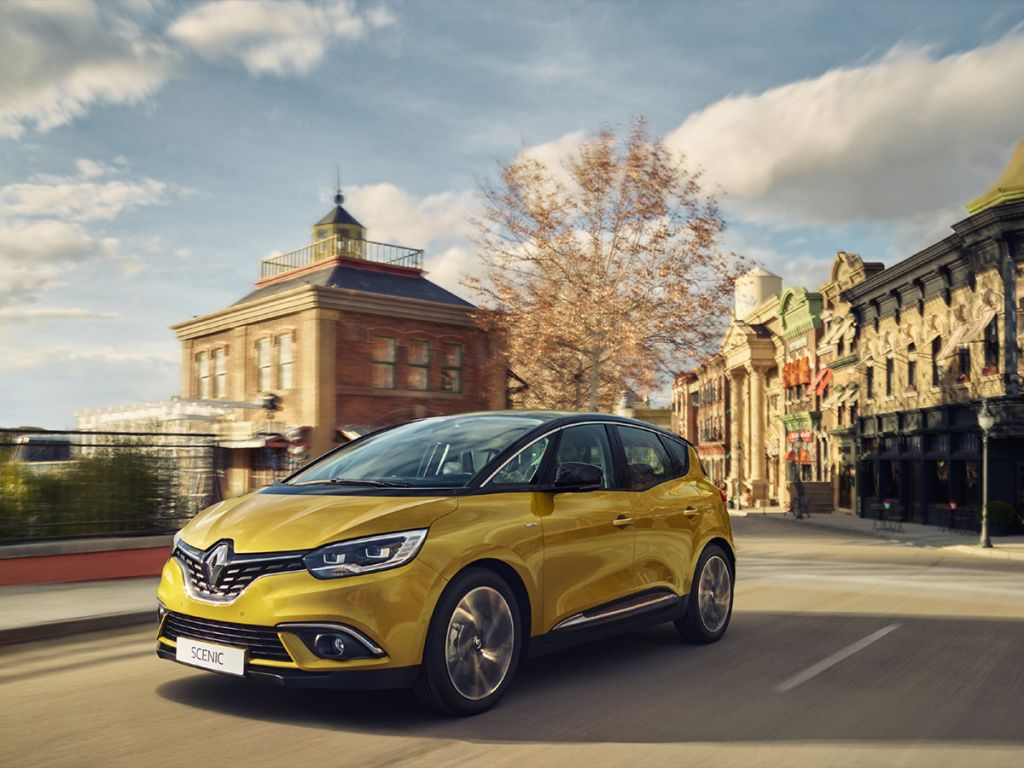Renault NOVO SCENIC