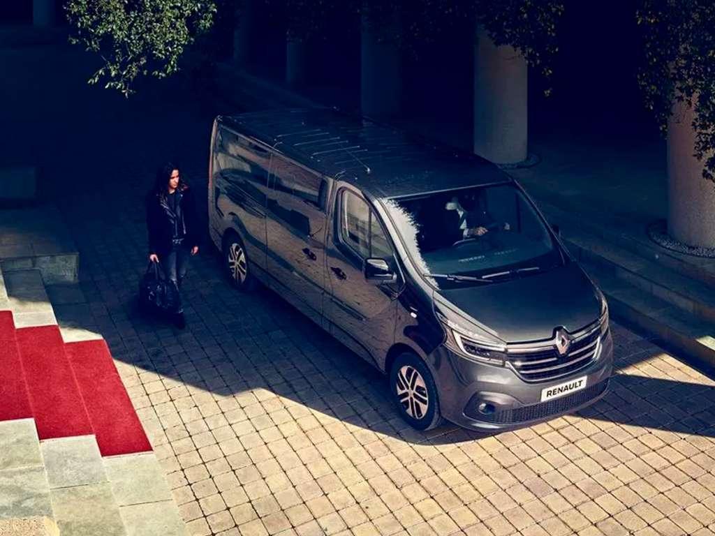 Renault NOVO TRAFIC SPACECLASS