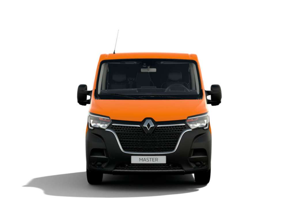 Renault Novo Master Chassis Cabina