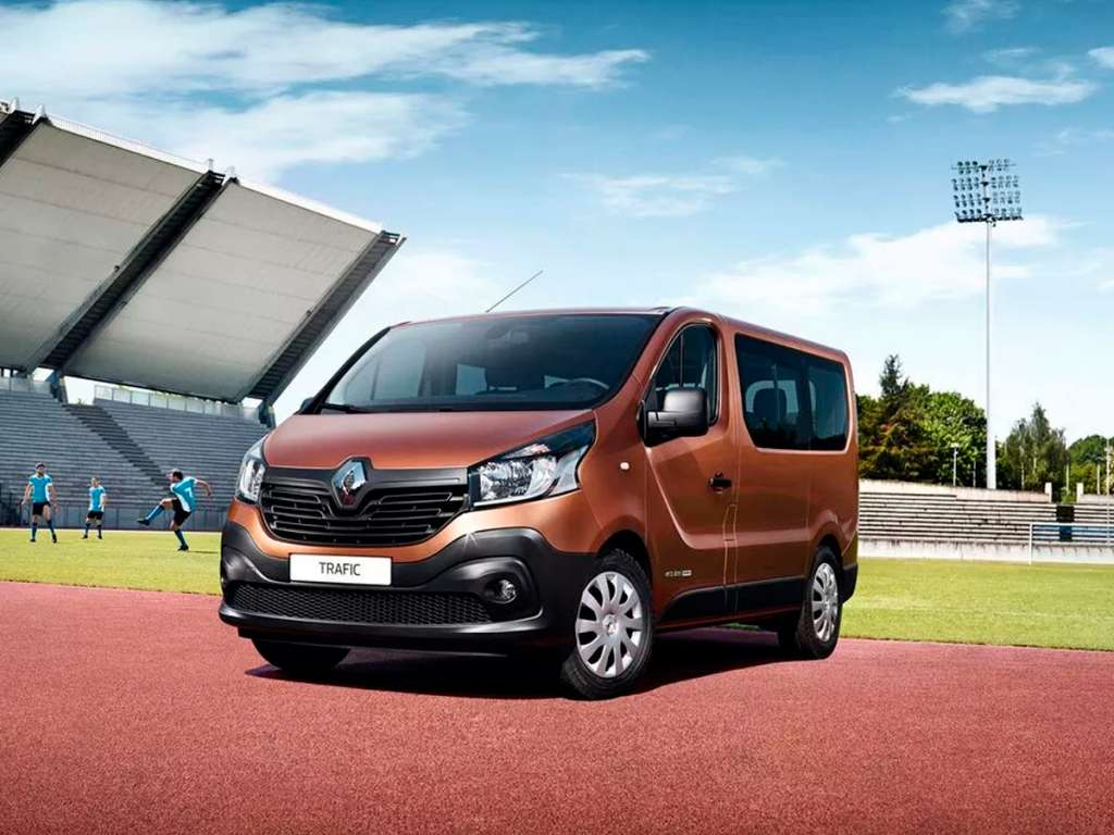 Galería de fotos del Renault TRAFIC COMBI (1)