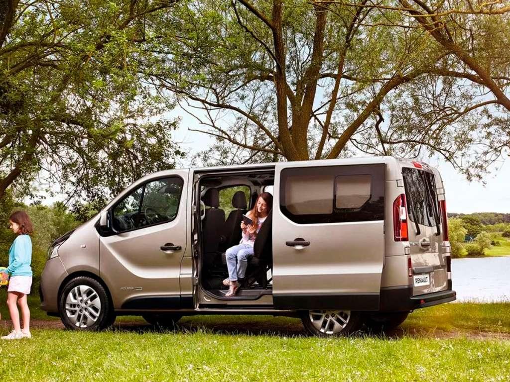 Galería de fotos del Renault TRAFIC COMBI (2)