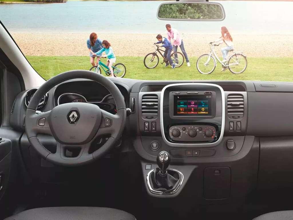 Galería de fotos del Renault TRAFIC COMBI (3)