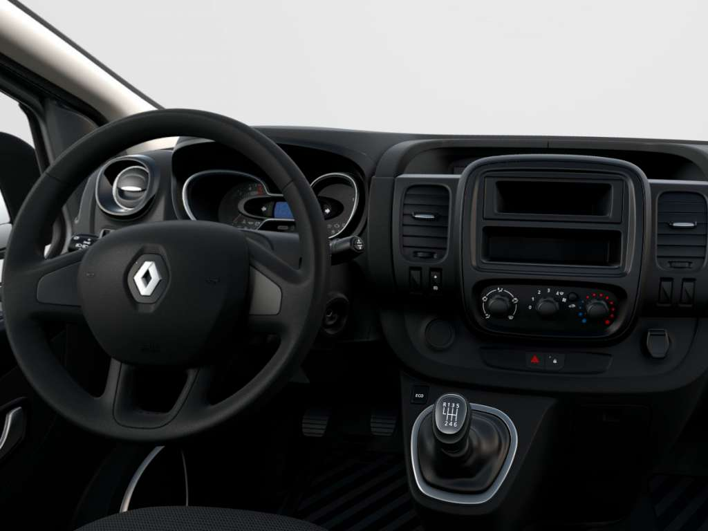 Renault Novo Trafic