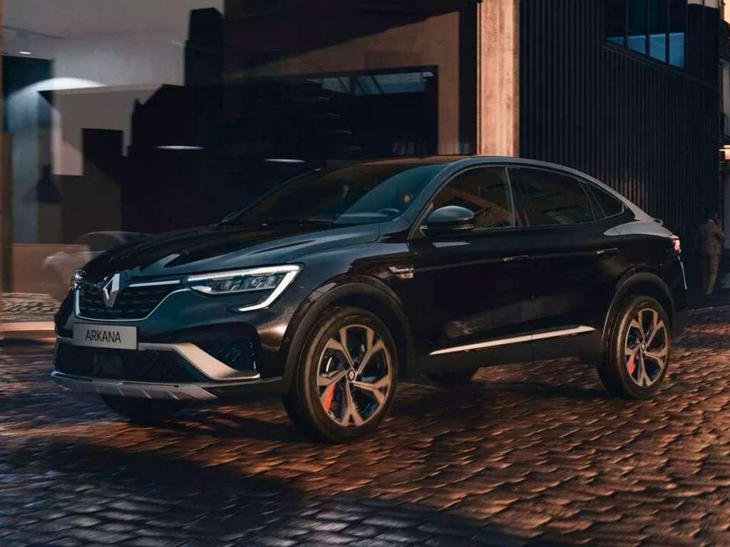 Galería de fotos del Renault NUEVO ARKANA (1)
