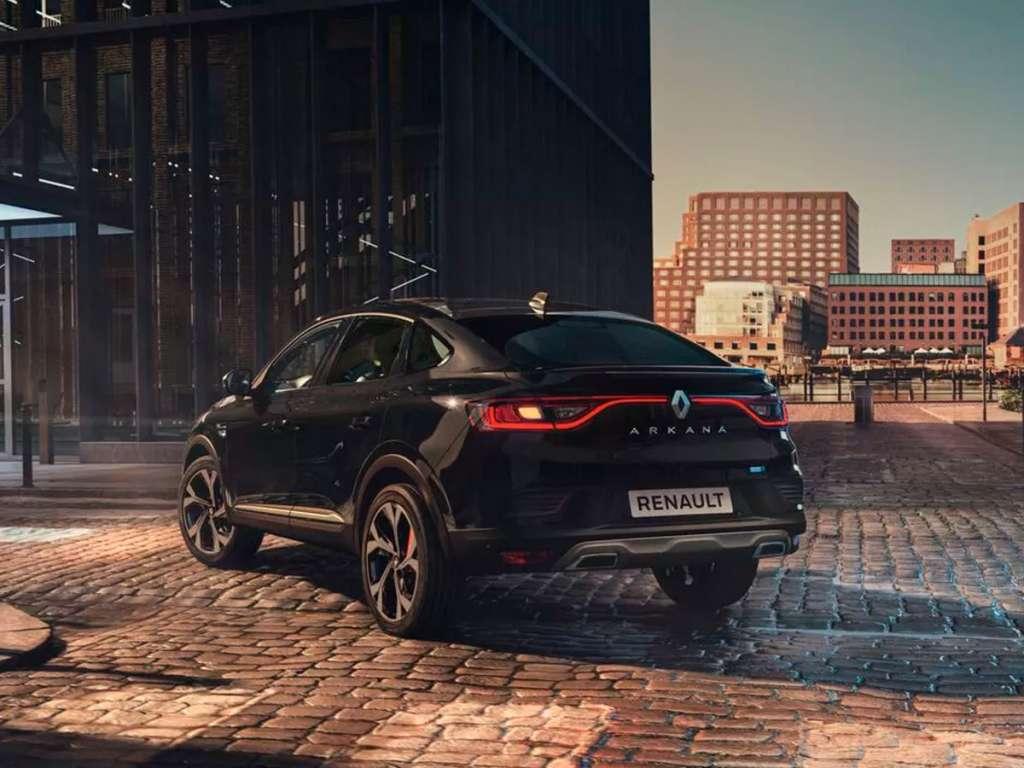 Galería de fotos del Renault NUEVO ARKANA (2)