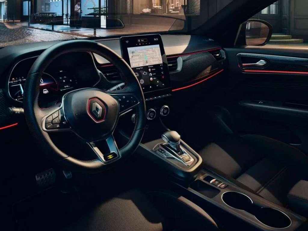 Galería de fotos del Renault NUEVO ARKANA (4)