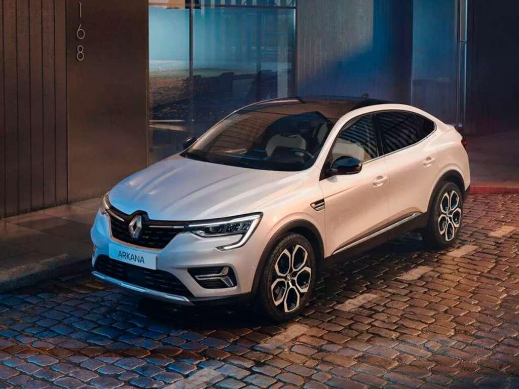 Galería de fotos del Renault NUEVO ARKANA E-TECH (1)