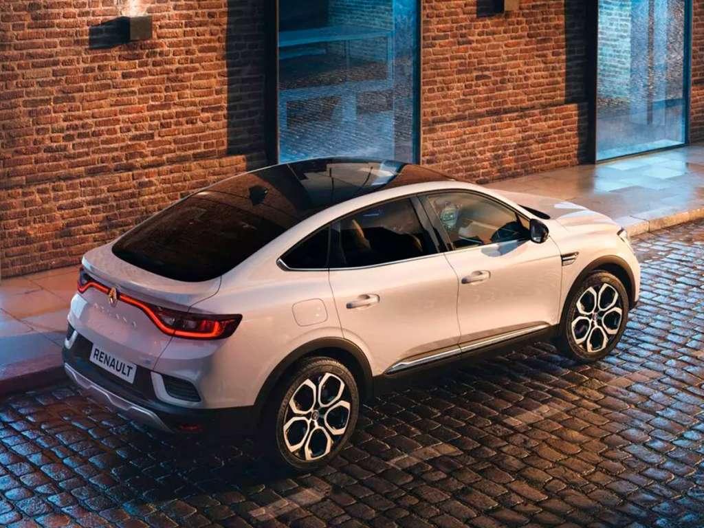 Galería de fotos del Renault NUEVO ARKANA E-TECH (2)