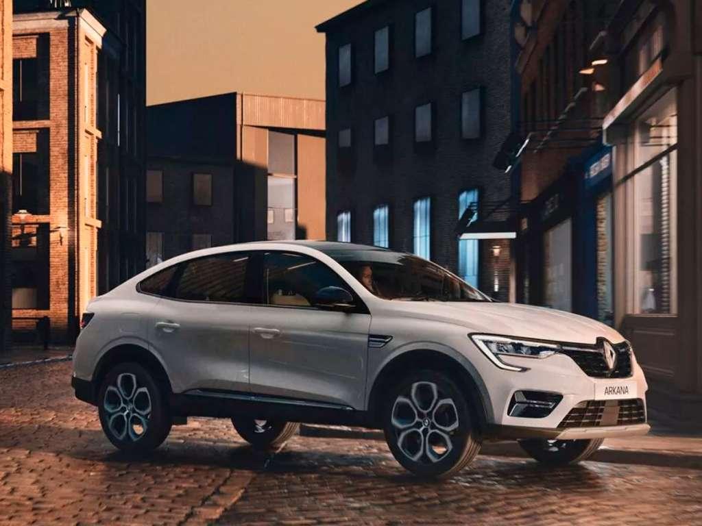 Galería de fotos del Renault NUEVO ARKANA E-TECH (3)