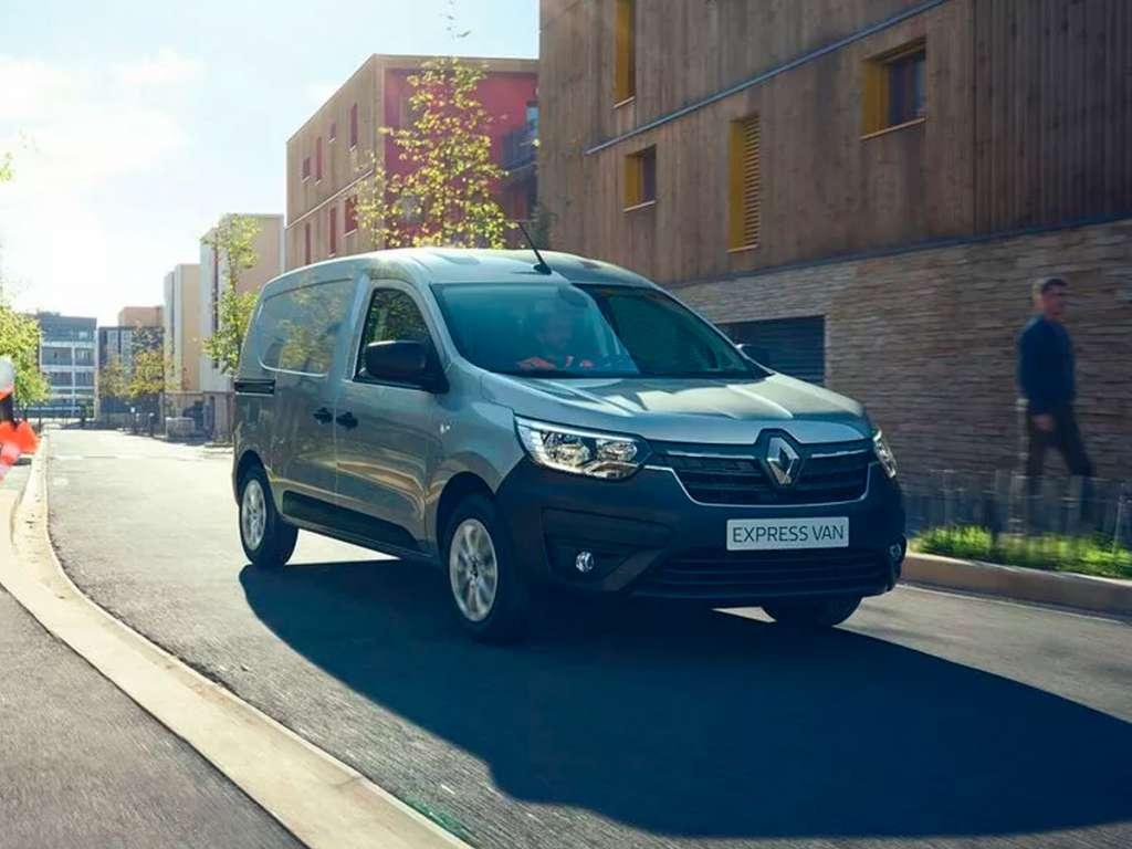 Galería de fotos del Renault Nuevo Express Furgón (1)