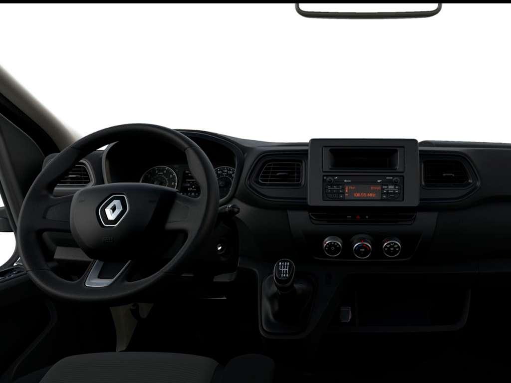 Renault NOVO MASTER COMBI