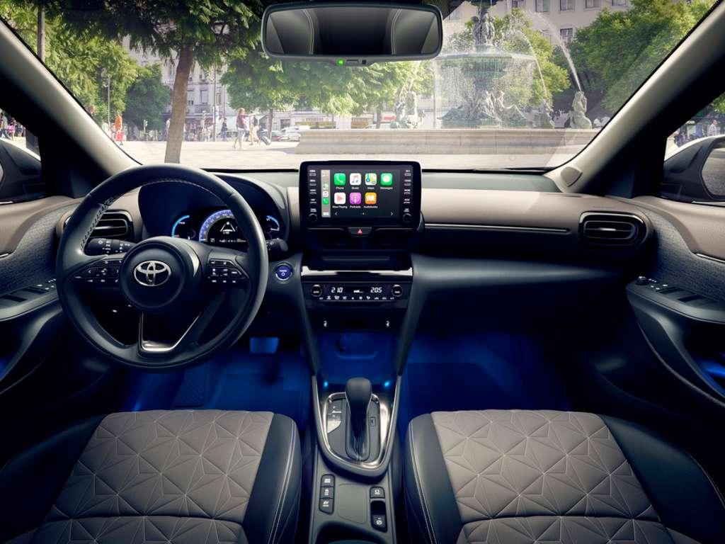 Toyota Novo Yaris Cross