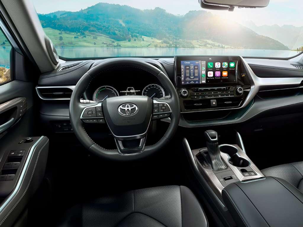 Toyota Novo Highlander