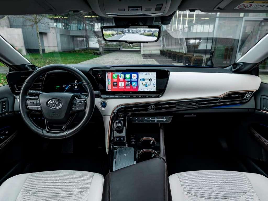 Toyota Novo Mirai