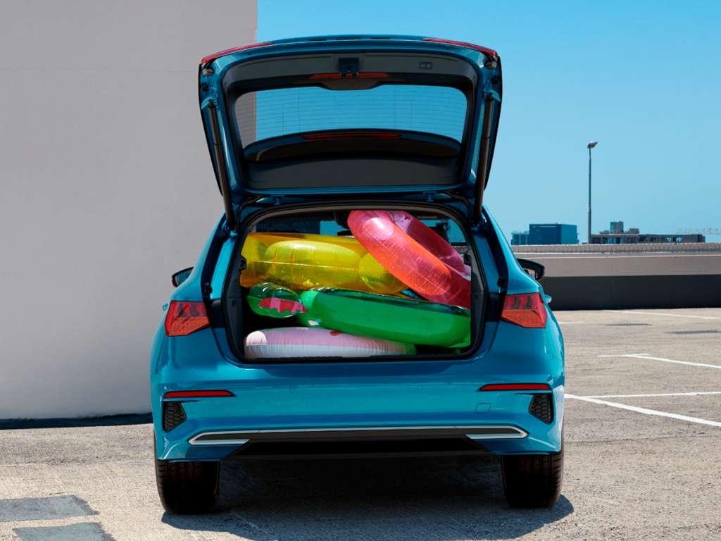 Audi Novo A3 Sportback
