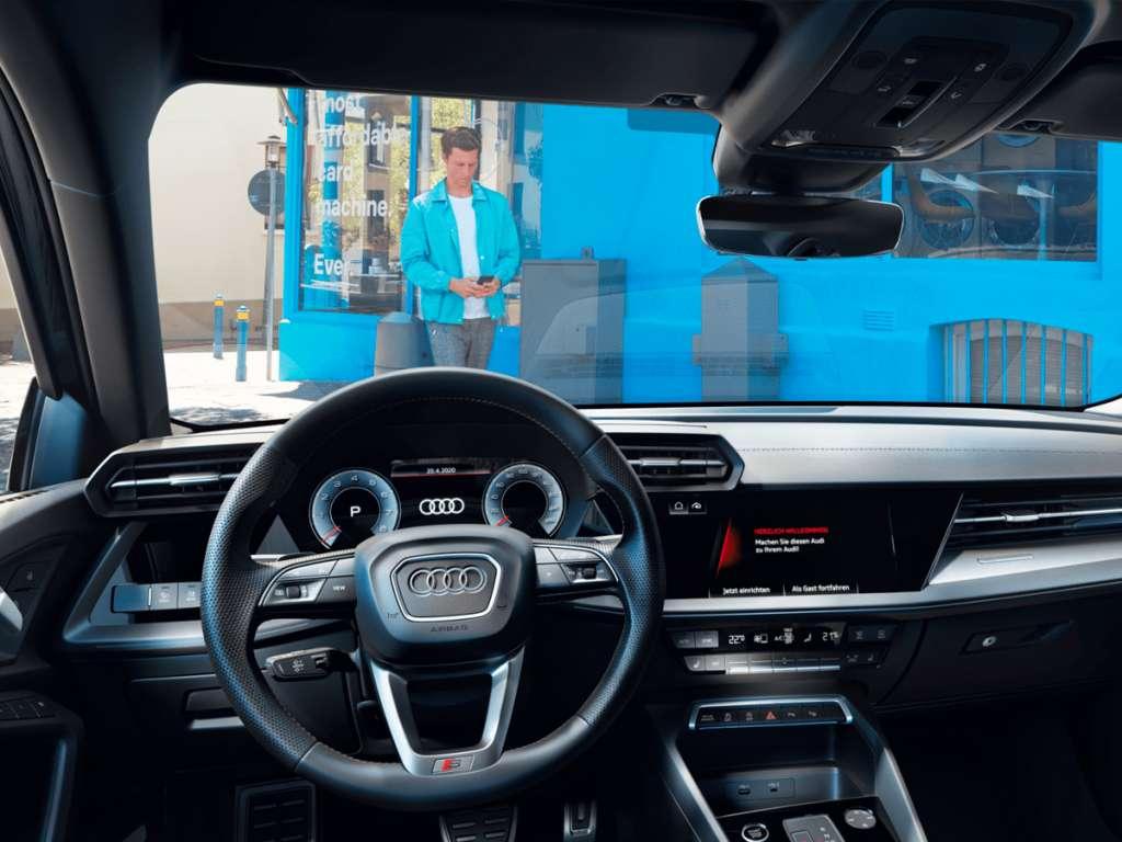 Audi Novo  A3 Limousine