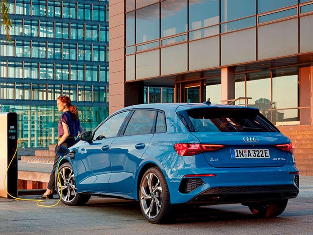 Audi Novo A3 Sportback TFSI e