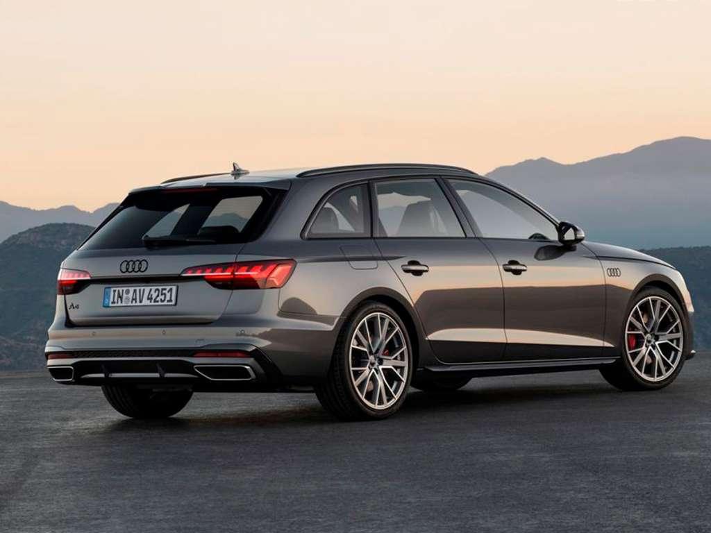 Audi Novo A4 Avant