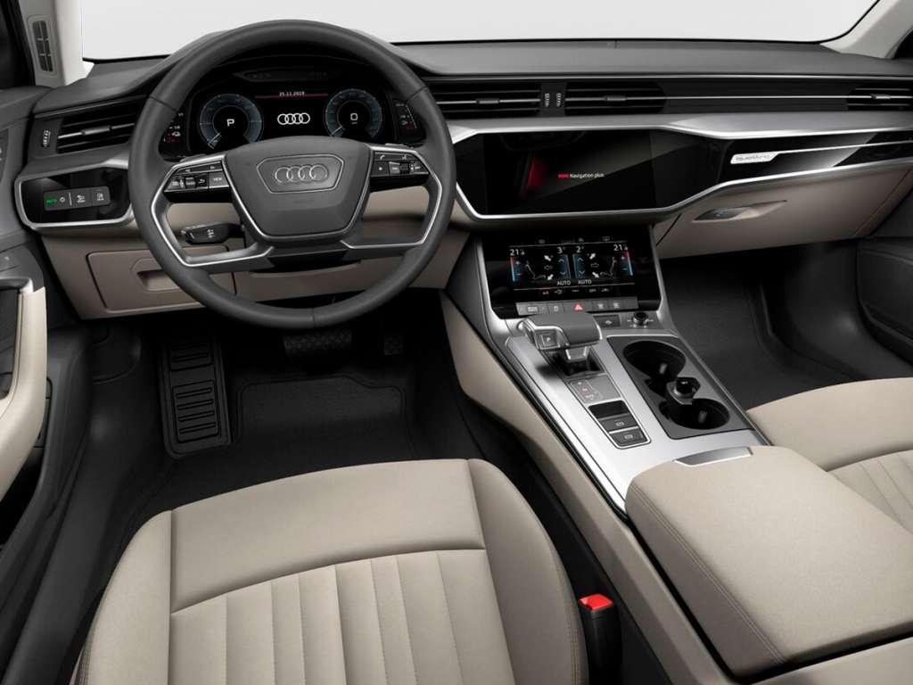 Audi Novo A6 Limousine TFSI e