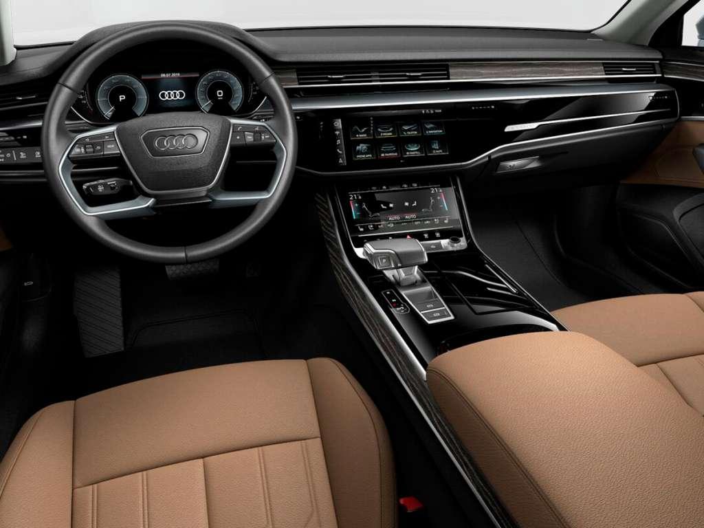 Audi Novo A8 L TFSI e