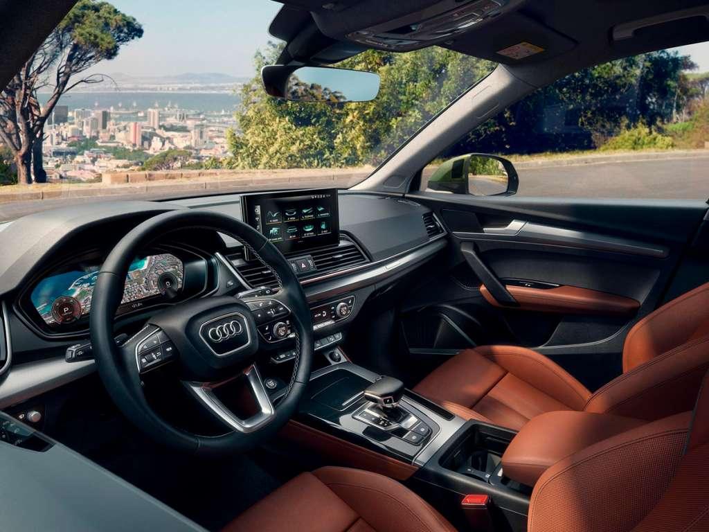 Audi Novo Q5