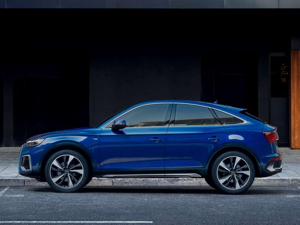 Audi Novo Q5 Sportback