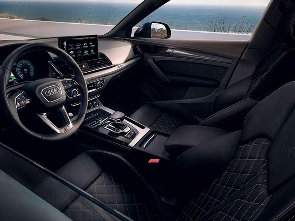 Audi Novo Q5 Sportback TFSIe