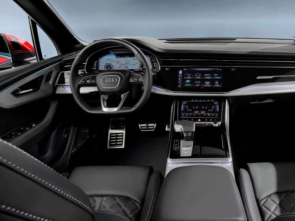 Audi Novo Q7