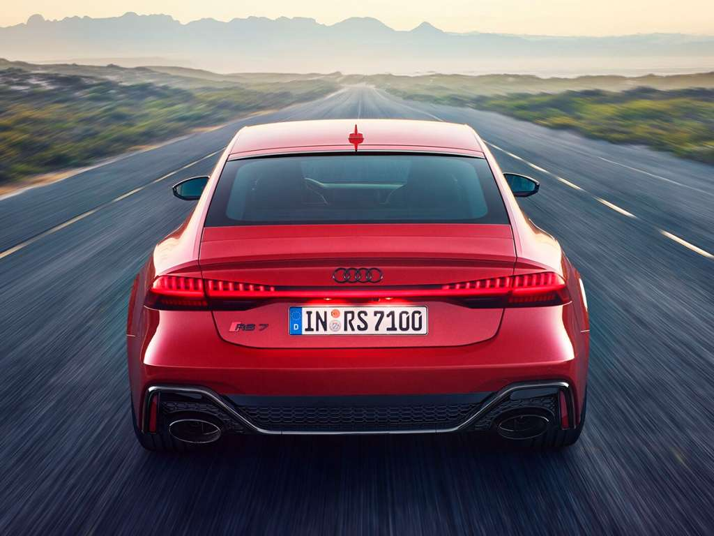 Audi Novo RS 7 Sportback