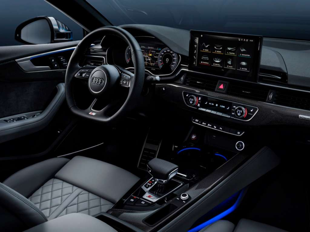 Audi Novo S5 Sportback