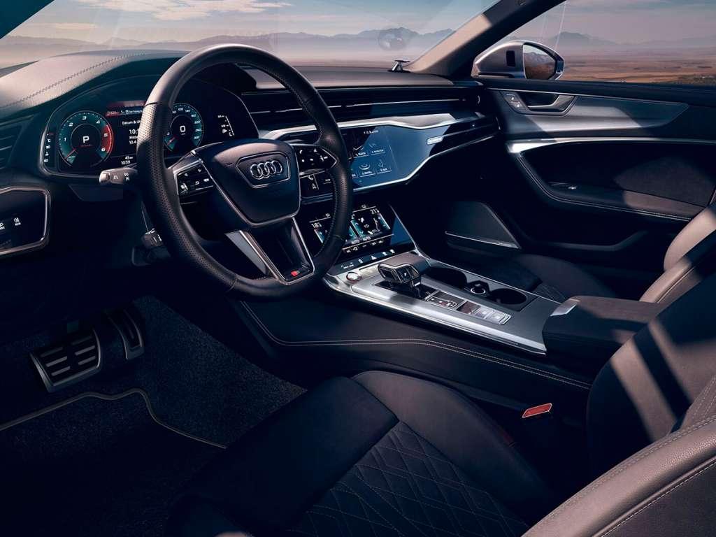 Audi Novo S6 Avant