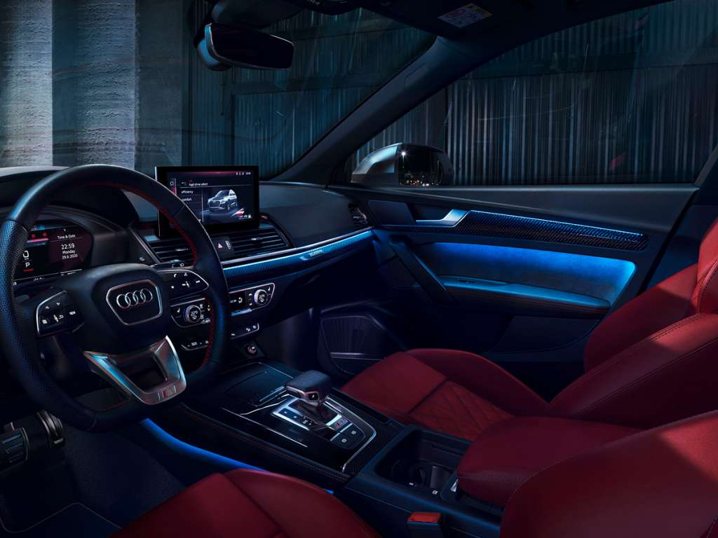 Audi Novo SQ5