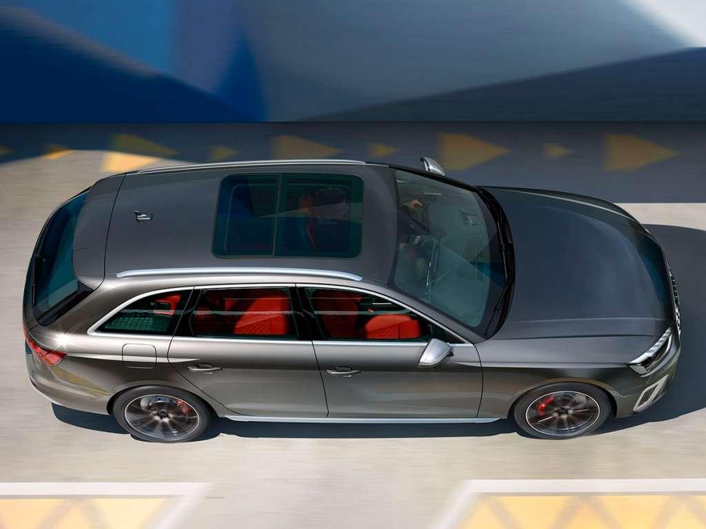 Audi Novo  S4 Avant