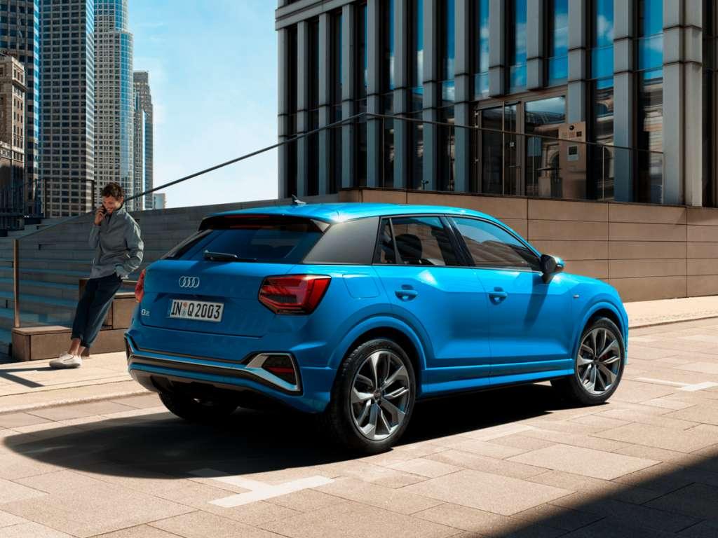 Audi Novo Q2
