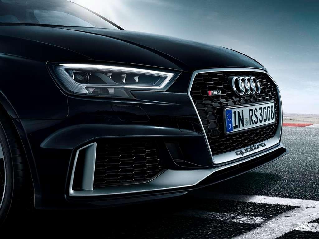 Audi Novo RS 3 Limousine