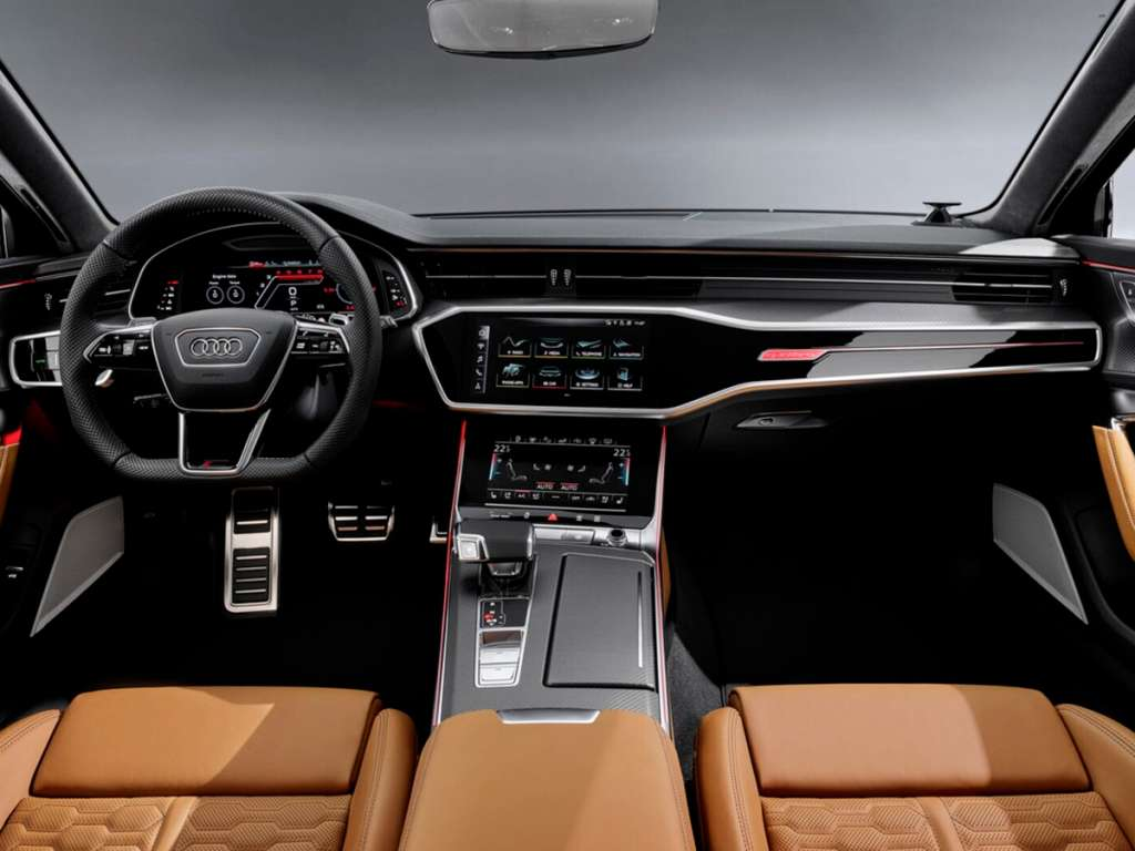 Audi Novo RS 6 Avant