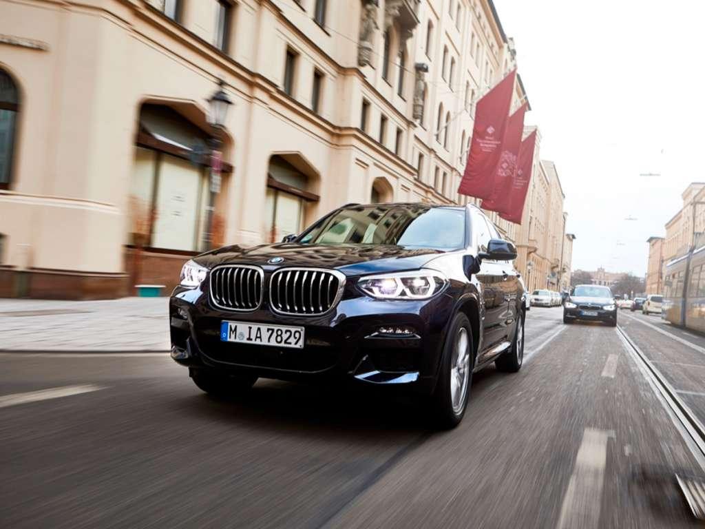 Galería de fotos del BMW X3 Híbrido enchufable (1)