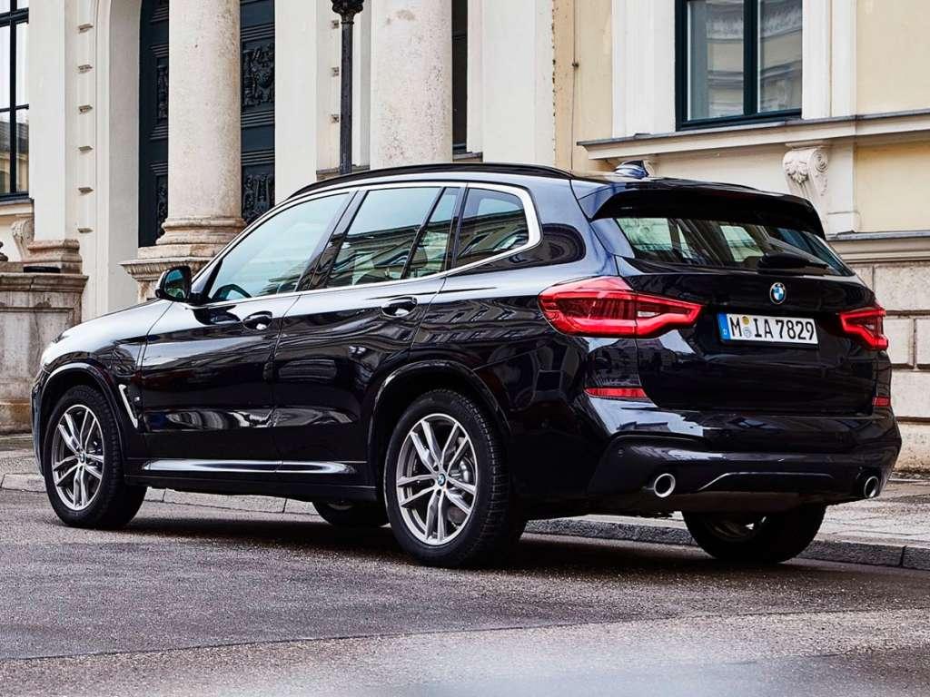 Galería de fotos del BMW X3 Híbrido enchufable (2)