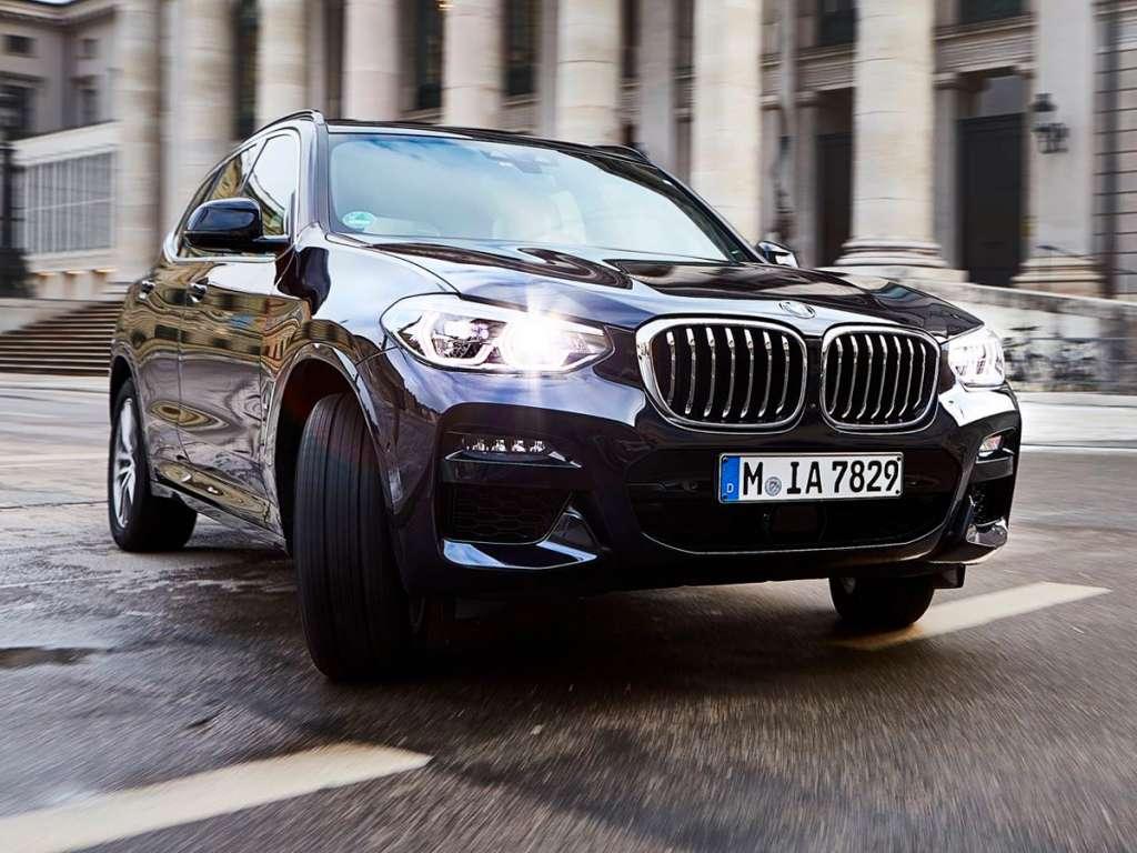 Galería de fotos del BMW X3 Híbrido enchufable (4)