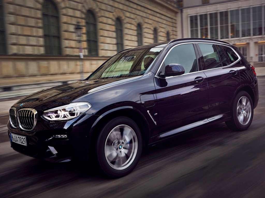Galería de fotos del BMW X3 Híbrido enchufable (5)