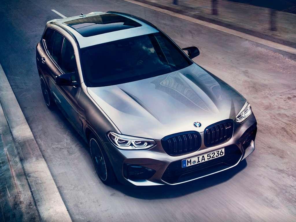 Galería de fotos del BMW X3 M (1)