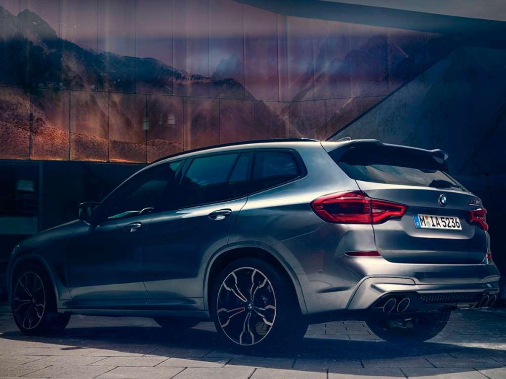 Galería de fotos del BMW X3 M (2)