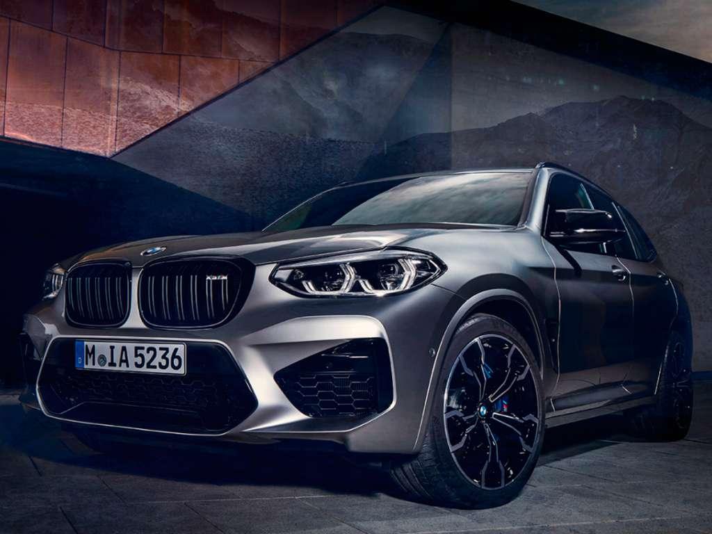 Galería de fotos del BMW X3 M (3)
