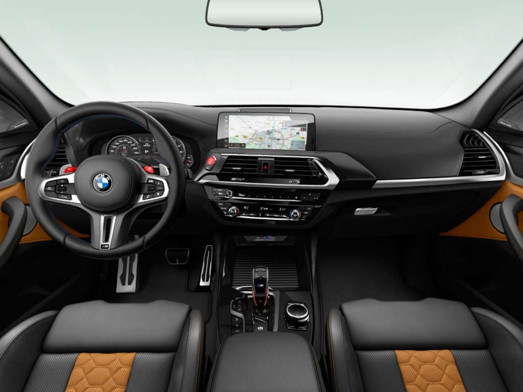 Galería de fotos del BMW X3 M (4)
