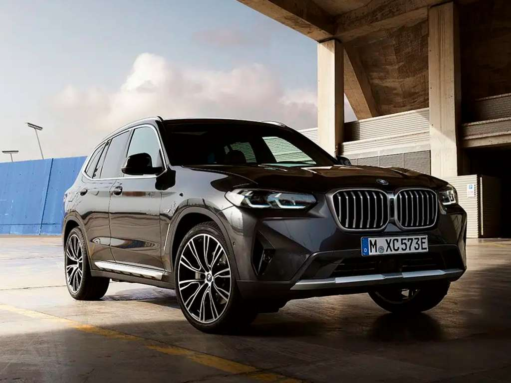 Galería de fotos del BMW Nuevo X3 (1)