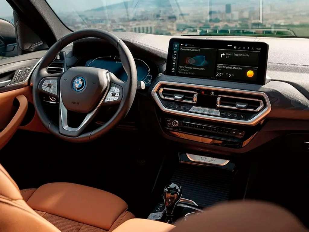 Galería de fotos del BMW Nuevo X3 (4)