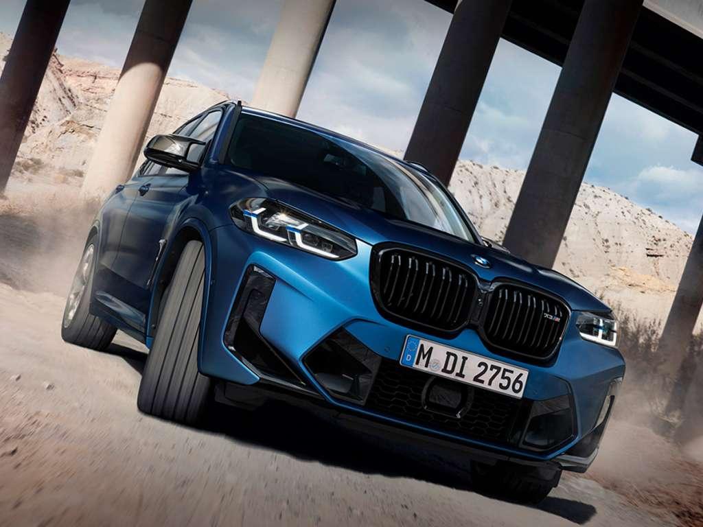 Galería de fotos del BMW Nuevo X3 M (1)