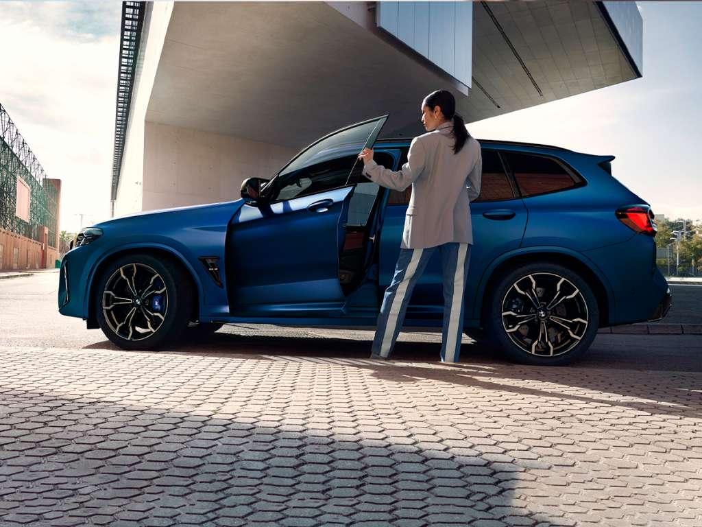 Galería de fotos del BMW Nuevo X3 M (2)