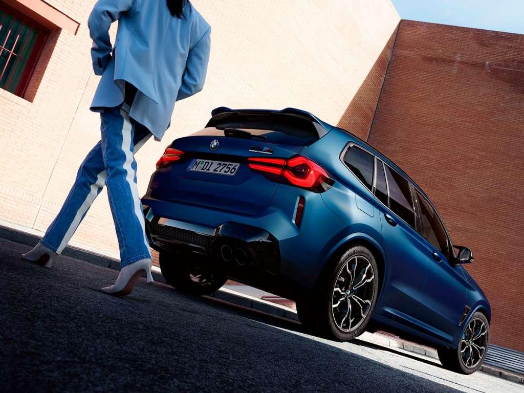 Galería de fotos del BMW Nuevo X3 M (3)
